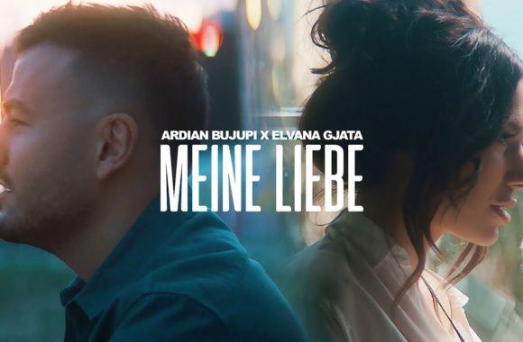 Meine Liebe – Ardian Bujupi & Elvana Gjata