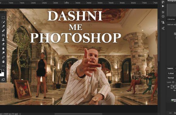 Dashni me Photoshop – Mozzik