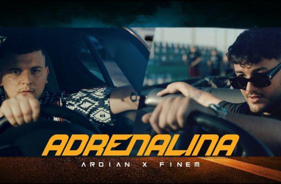 Adrenalina – Ardian Bujupi & Finem
